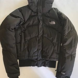 THE NORTH FACE WOMENS 600 PRODIGY Down Jacket XS